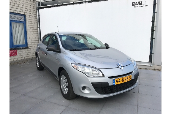 Auto Service Harlingen - Renault Mégane 1.6 Sélection Business